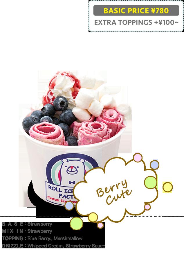 Berry Cute